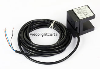 Plastic Through Beam Photoelectric Sensor Accurate Infred Beam CEDES Black